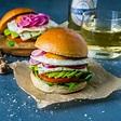 Best Veggie Burger Recipe Ever - How To Make Veggie ...