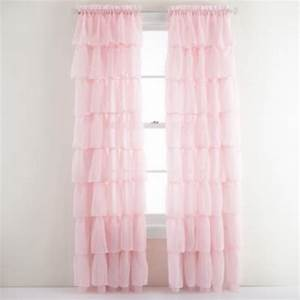Light pink curtains for nursery vintage design living for Light pink and gray curtains