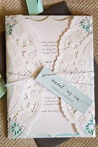 25 best ideas about doily invitations on pinterest With wedding invitations using paper doilies