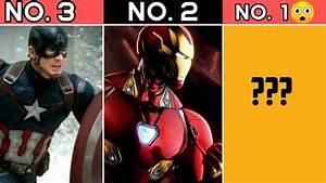 Marvel, U0026, 39, S, Top, 10, Most, Powerful, Superheroes