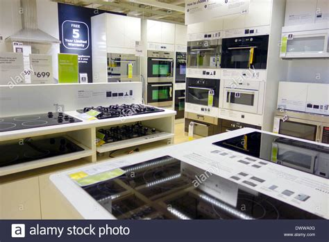 Kitchen Appliances Toronto by Kitchen Appliances At An Ikea Store In Toronto Canada