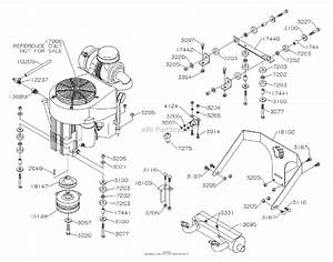 Dixon Kodiak 50  2006  Parts Diagram For Engine  Kawasaki