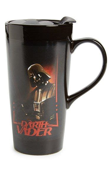 Take the benefit of slashed prices and amazing discounts. Vandor 'Star Wars™ - Darth Vader' Heat Activated Ceramic ...