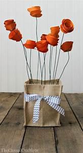 Dekotipps Selber Machen : papierblumen h kelblumen anleitung blumen deko selber machen ~ Whattoseeinmadrid.com Haus und Dekorationen