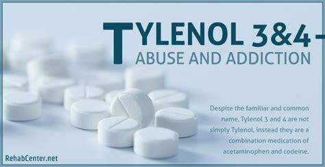 tylenol   abuse  addiction