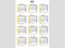 Calendário 2021 em png pronto para você utilizar webcid