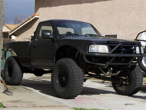 prerunner ranger ford ranger year unknown bumper could use a winch