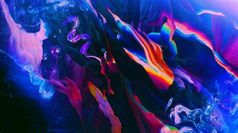 wallpaper abstract colorful  os