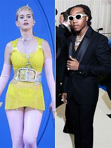 Is Katy Perry Dating Migos Rapper Takeoff New Report Says