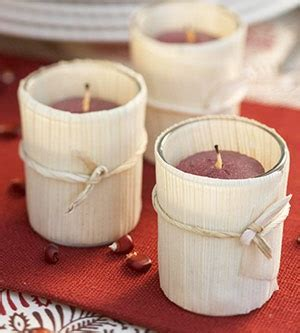 Glass Candle Holders Wrapped Sandwich Paper Raffia Ribbons by 15 Best Raffia Crafts Images On Raffia Crafts