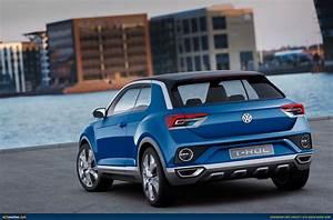 T Roc Volkswagen : geneva 2014 volkswagen t roc concept ~ Carolinahurricanesstore.com Idées de Décoration