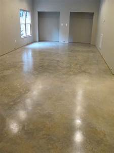 natural concrete floor sanded and sealed with euclid With can you sand concrete floor