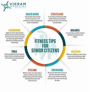 Fitness Tips For Senior Citizens