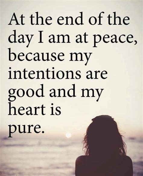 quot always follow your peace of mind quotes www pixshark com images galleries with a bite