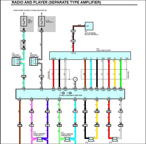 kenwood kdc 252u wiring diagram kenwood kdc 252u installed in a toyota 1997 camry le there