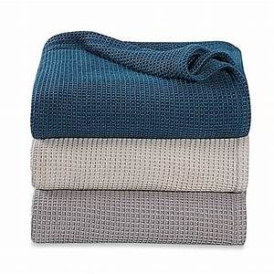 kenneth cole reaction home waffle blanket bed bath beyond With bed bath and beyond cotton blankets