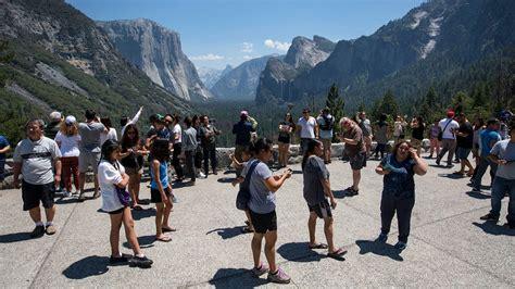 Yosemite Struggles Find Answer Traffic Woes Los