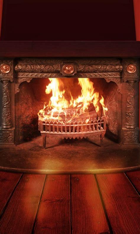 fireplace background wallpaper freechristmaswallpapers net