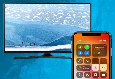 die besten wege wie man iphone  auf samsung tv spiegeln kann