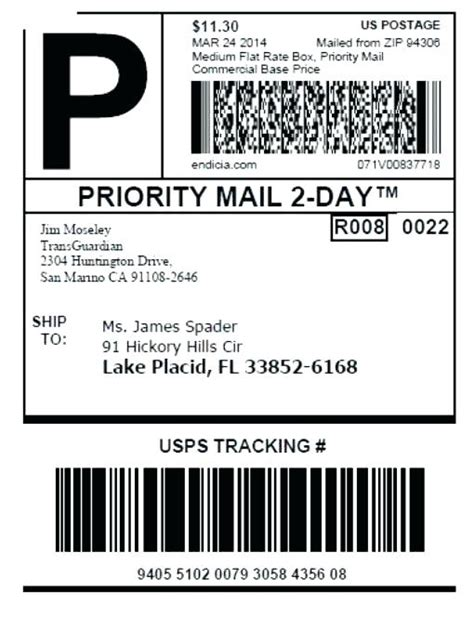 ups shipping label template usps commercial invoice commercial invoice free shipping label template word excel formats