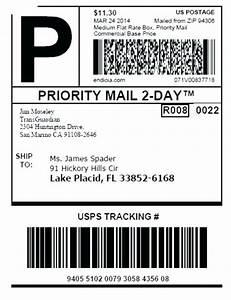 ups shipping label template bing images With fedex label template word
