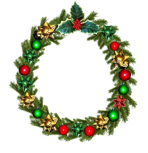 christmas wreath holly  photo  pixabay