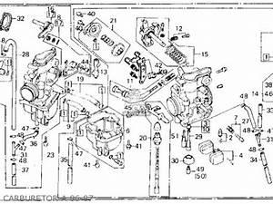 Honda Xl600r 1987  H  Usa Parts Lists And Schematics