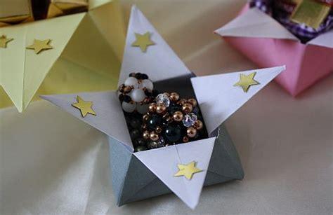 origami sternenschachtel fuer nikolaus