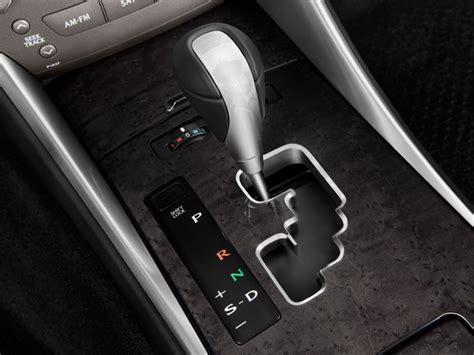 2012 Lexus Is 250 4-door Sport Sedan Auto Rwd Gear
