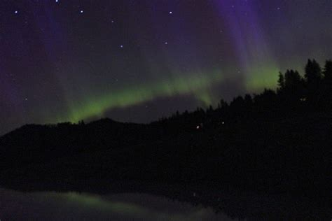 fall like weather persists possible northern lights