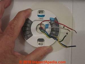 Nest Thermostat Installation  Wiring  Programming  U0026 Set