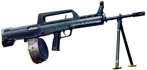 Qbb 97 Light Support Weapon