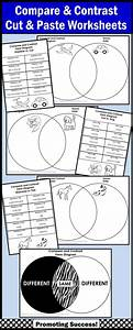 Common Core Reading  Compare And Contrast And Venn Diagrams On Pinterest