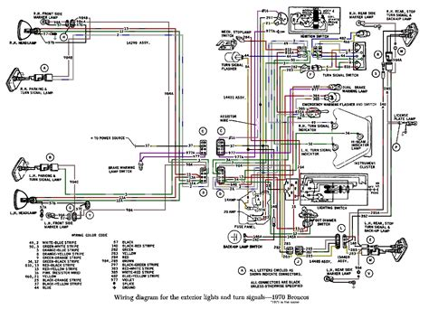 1977 Ford F100 Wiring Schematic by 1977 Ford Wiring Schematic Detailed Schematic Diagrams