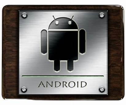 Android Icon Icons Metal Wood Desktop Browser