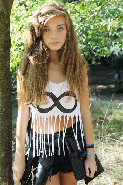 Paris Teen Model Stockings Hardcore Image