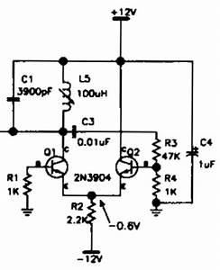 identification what type of oscillator is this With theremindiagram