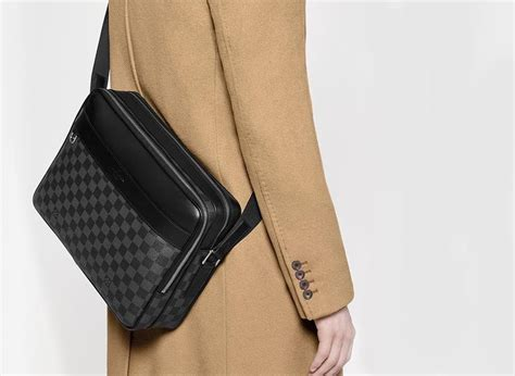 louis vuitton mens messenger bags  buy  spotted fashion
