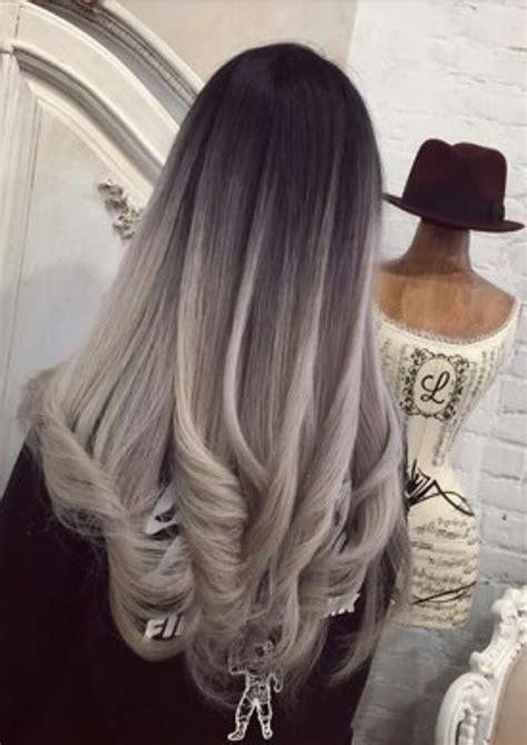 balayage schwarz braun frage an die kerle und m 228 dels wie findet ihr diese haarfarbe balayage blond ombre blondinen