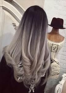 Haarfarbe Schwarz Grau : frage an die kerle und m dels wie findet ihr diese haarfarbe balayage blond ombre blondinen ~ Frokenaadalensverden.com Haus und Dekorationen