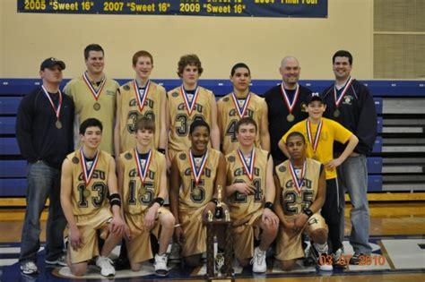 gesu schools boys basketball team division  cleveland