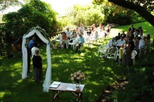 low cost wedding venues real weddings natalie and 39 s magical garden wedding