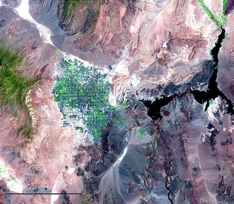 satellite imagery  change  time national
