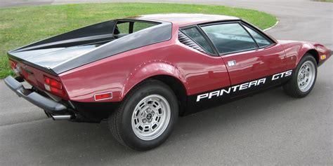 1974 De Tomaso Pantera - Pictures - CarGurus