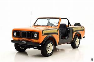 1978 International Scout Ii Convertible For Sale