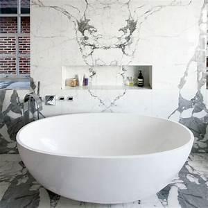 Marmor Im Bad : modernes bad 70 coole badezimmer ideen ~ Frokenaadalensverden.com Haus und Dekorationen