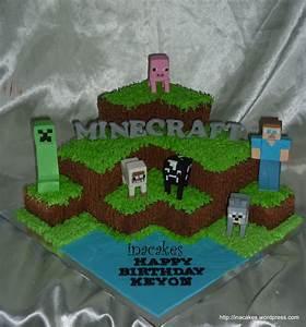 minecraft cake singapore | Ina Cakes