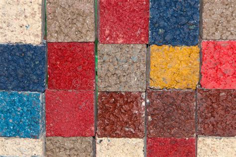colored asphalt sles of colored asphalt stock photo image of
