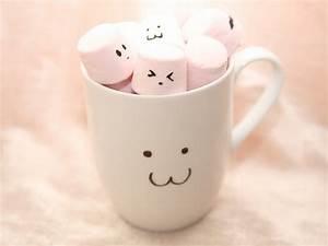Cute Marshmallow Wallpaper For Girl free desktop ...
