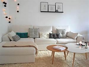 comment recouvrir un canape d angle maison design With canapé convertible maison du monde avec tapis long couloir